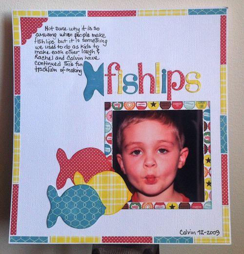Fishlips - sketch #10