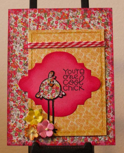 Paper Smooches inspiration...