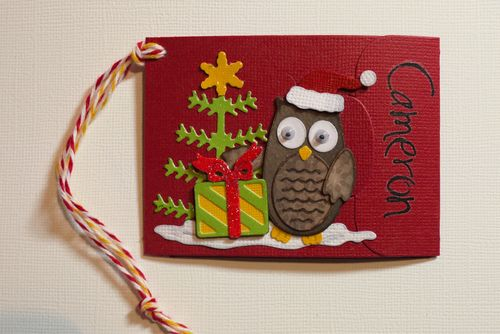 Gift card holders...