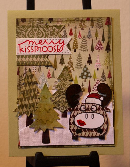 More Christmas cards...