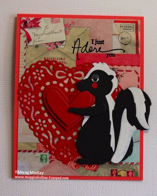 Two Valentines Day cards...